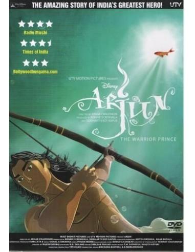 Arjun: The Warrior Prince DVD (FR)