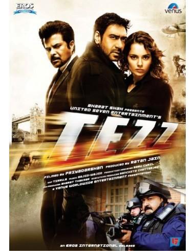 Tezz DVD (FR)