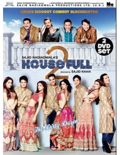 Housefull 2 - Collector 2 DVD (FR)