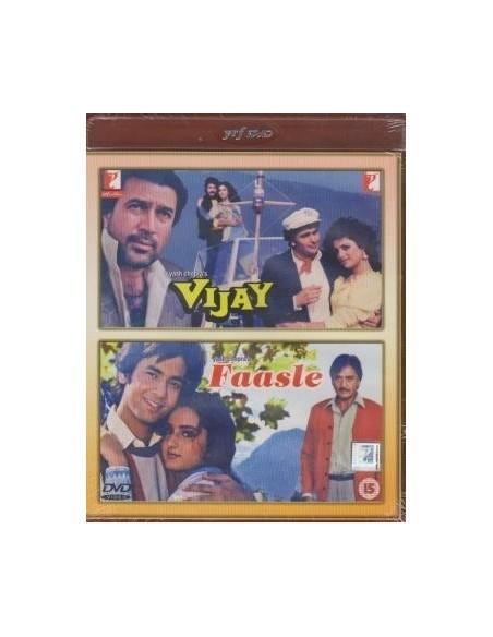 Vijay | Faasle - DVD