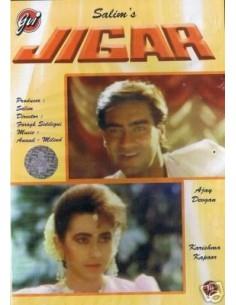 Jigar DVD