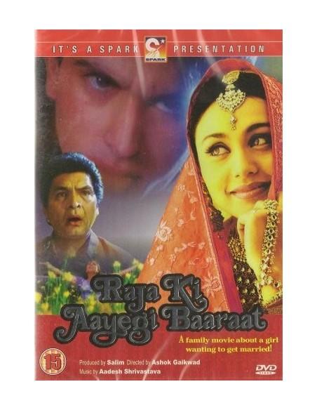Raja Ki Aayegi Baaraat DVD - Collector