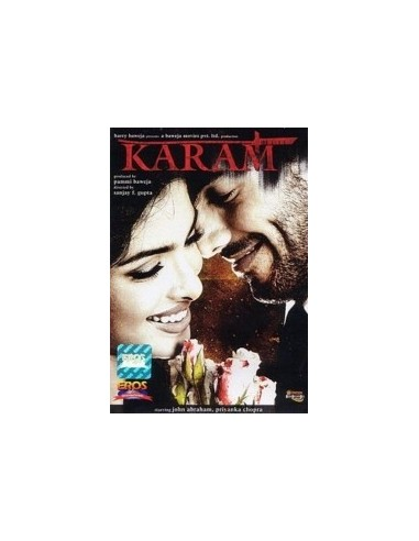 Karam DVD - Collector