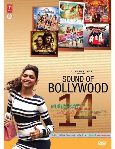 Sound Of Bollywood 14 DVD
