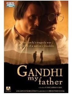 Gandhi My Father DVD