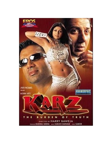 Karz - The Burden Of Truth DVD
