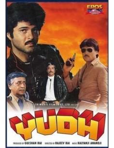 Yudh DVD