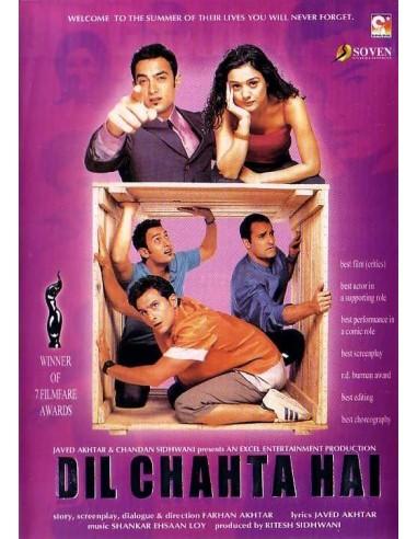Dil Chahta Hai DVD