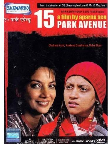 15 Park Avenue DVD