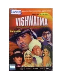 Vishwatma DVD