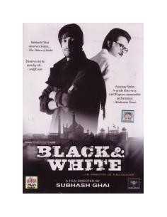 Black & White DVD (FR)