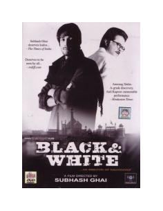 Black & White DVD