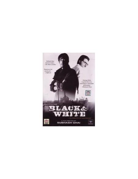 Black & White DVD (FR)