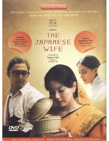 The Japanese Wife DVD - Collector
