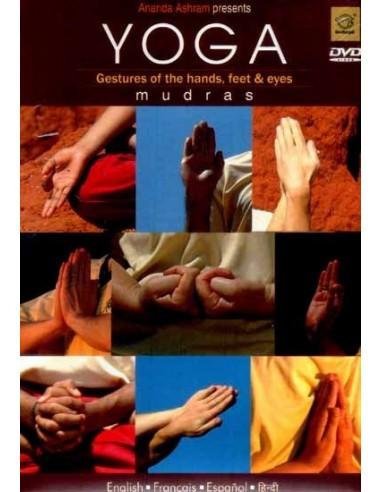 Yoga Mudras: Gestures Of The Hands, Feet & Eyes DVD