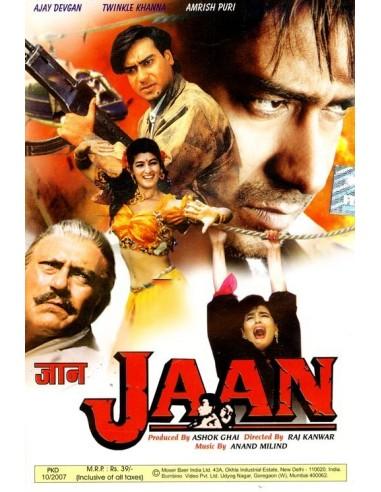 Jaan DVD