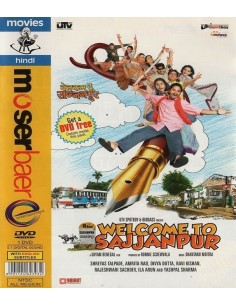 Welcome to Sajjanpur DVD