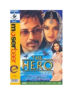 The Hero DVD