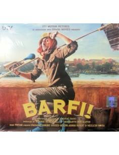 Barfi CD
