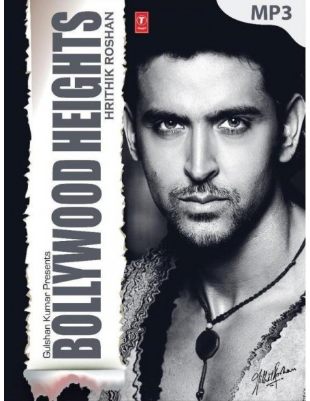 Bollywood Heights: Hrithik Roshan - MP3