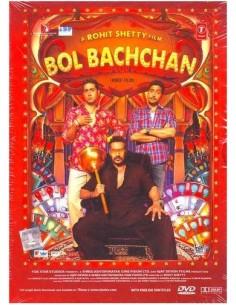 Bol Bachchan DVD (FR)