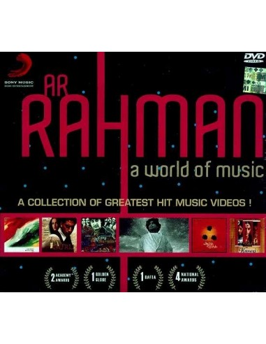 A.R. Rahman - A World Of Music DVD