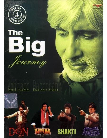The Big B Journey - Coffret 4 DVD