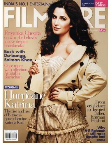 Filmfare, Octobre 13, 2010