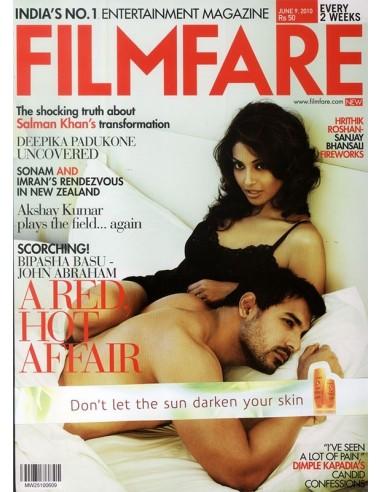 Filmfare, June 09, 2010