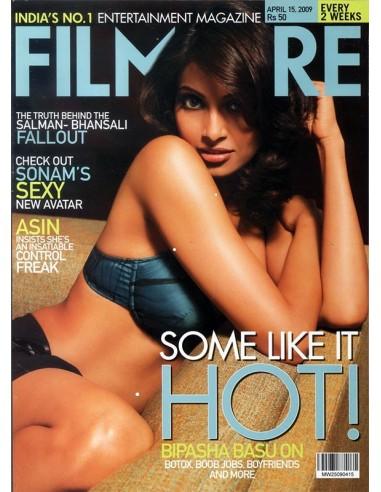 Filmfare, Avril 15, 2009