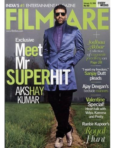 Filmfare, February 20, 2008