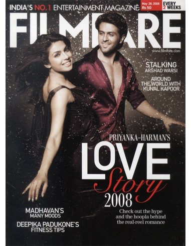 Filmfare, Mai 28, 2008