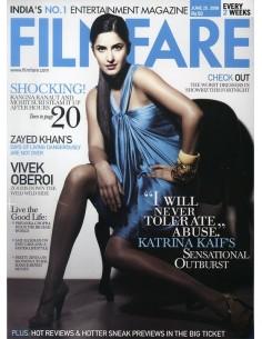 Filmfare, June 25, 2008