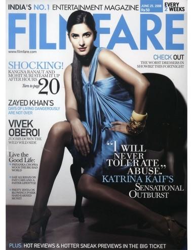 Filmfare, Juin 25, 2008