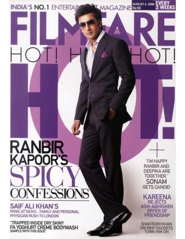 Filmfare, August 6, 2008