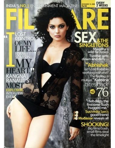 Filmfare, December 10, 2008