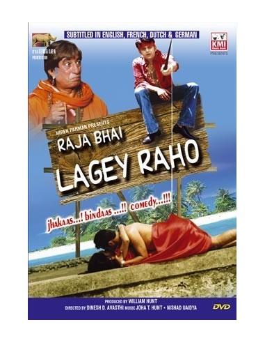 Raja Bhai Lagey Raho DVD