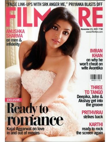 Filmfare, Novembre 23, 2011