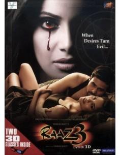Raaz 3 DVD [3D] (FR)