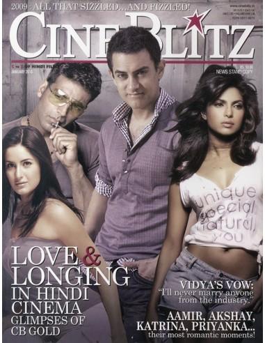 Cine Blitz, Janvier 2010