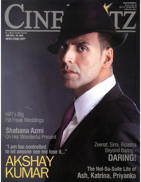 Cine Blitz, June 2010