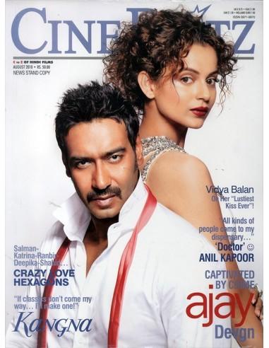 Cine Blitz, August 2010