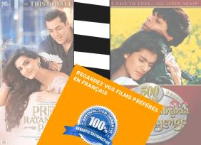 Films Bollywood en Français, La qualité garantie